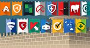 10 Antivirus Komputer Terbaik 2019