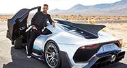 10 Selebriti Hollywood Dengan Koleksi Mobil Keren