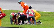 10 Kecelakaan Mengerikan Di MotoGP