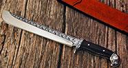 10 Senjata Tradisional Indonesia