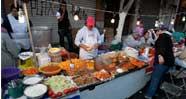 10 Negara dengan Makanan Jalanan Terbaik di Dunia
