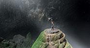 10 Foto Pemandangan Indah Yang Dikira Hasil Editan Ternyata Asli