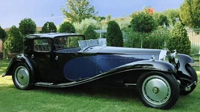 1931 Bugatti Royale Kellner Coupe