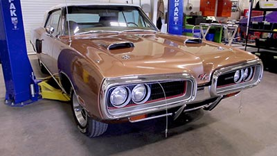 1970 Dodge Coronet RT Convertible