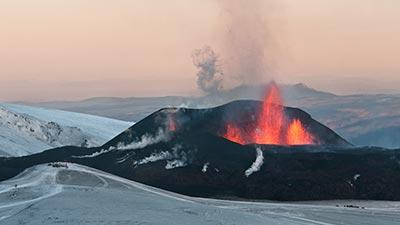 Eyjafjallajökull