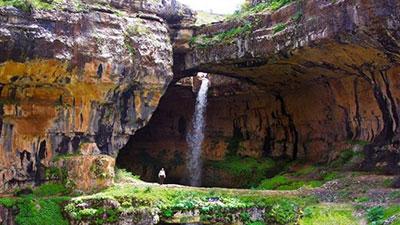 Baatara Gorge Falls