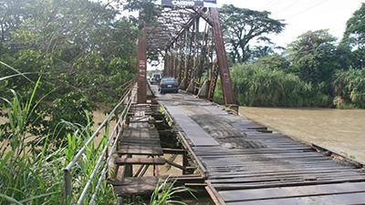 Quepos Bridge