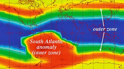 South Atlantic Anomaly