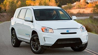 Toyota RAV4-EV
