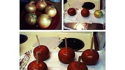 onion prank