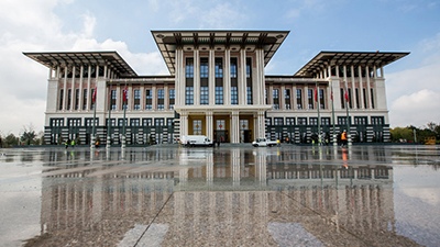 Palace of Turkish President