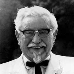 Kolonel Sanders KFC