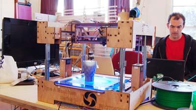 proses 3d printing