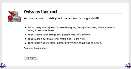 firefox about:robots