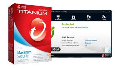 antivirus+ trend micro titanium 2013
