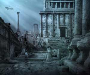 Misteri Dunia Atlantis