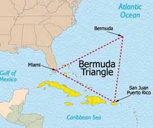 Misteri Dunia Segitiga Bermuda