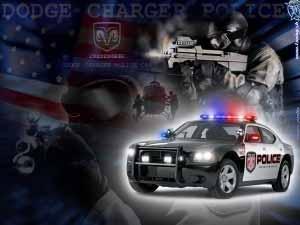 police or cop car