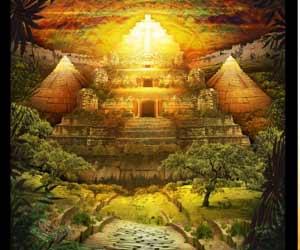 El Dorado Kota Emas yang Hilang Misteri