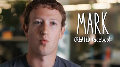 pendiri facebook Mark Zuckerberg