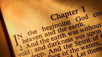 penciptaan alam semesta berdasarkan kitab perjanjian