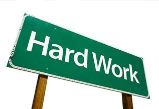 kerja keras