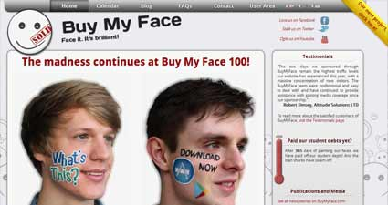 Buy My Face