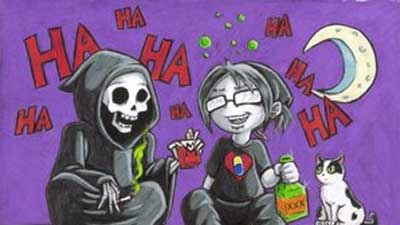 ketawa sampai mati