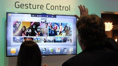 gesture control kontrol pergerakan