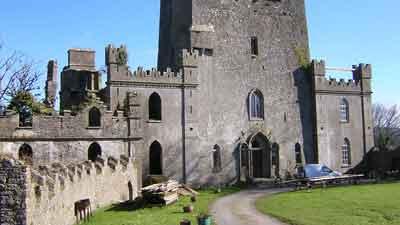 leas castle irlandia