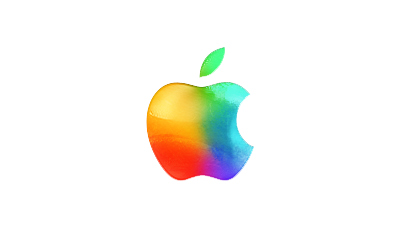 logo baru apple