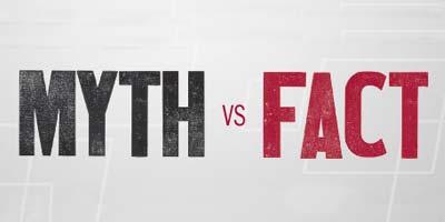 mitos dan fakta