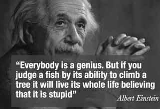 perkataan Albert Einstein