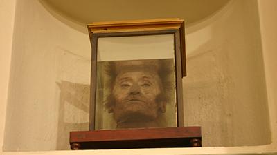 Antonio Scarpa head