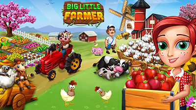 Big Little Farmer Offline Form