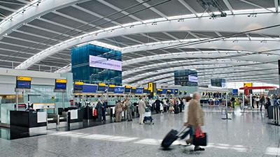 London nHeathrow Airport