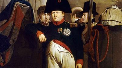 Napoleon Bonaparte penis