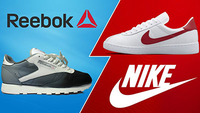 Nike and Reebok