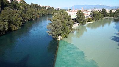 arve river