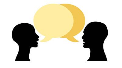 private talk