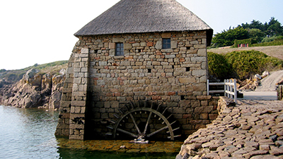 water mill
