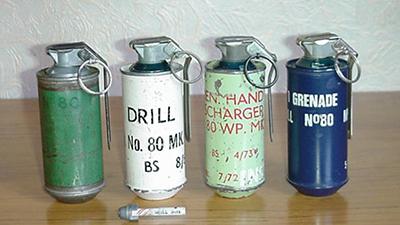 wp grenades