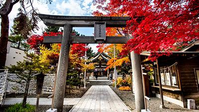 Asahikawa Shrine