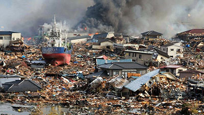 2011 Tohoku Earthquake