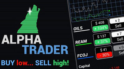 Alpha-Trader