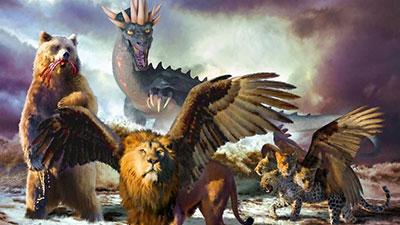 Daniel's Four Beasts