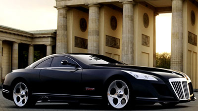 Mercedes Benz by Maybach Exelero