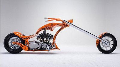 Yamaha BMS Chopper