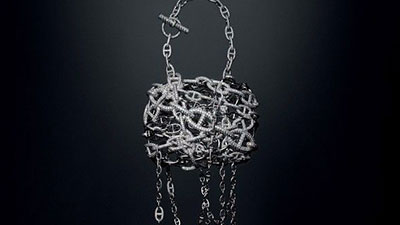 Hermès Chaine d'Ancre Bag