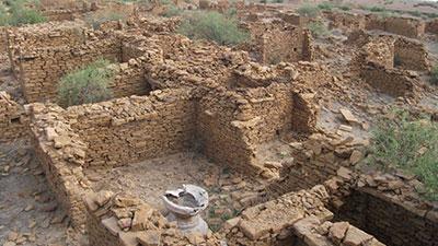 Indian village of Kuldhara